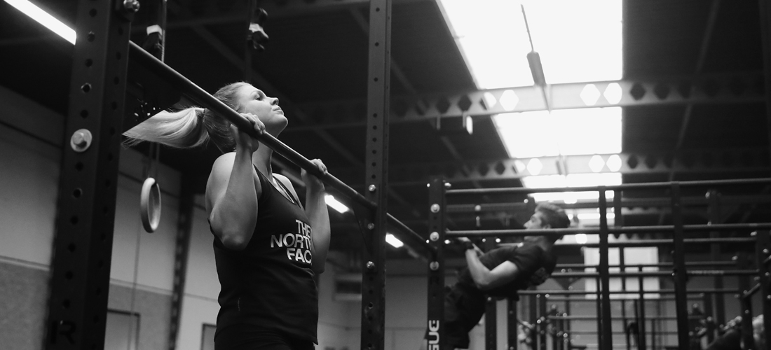 CrossFit bij Uphold Sports
